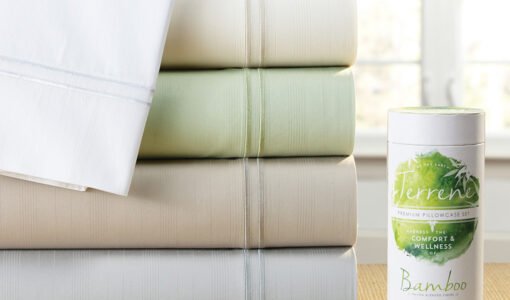 PureCare Bamboo Terrene Premium Sheet Set