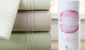 PureCare Lumen Celliant Healing Premium Sheet Set