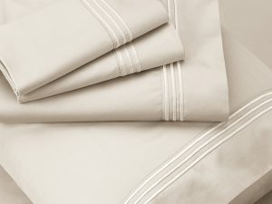 PureCare Lumen Celliant Premium Ivory Sheet Set