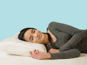 PureCare Plush Solid Core Memory Foam Pillow