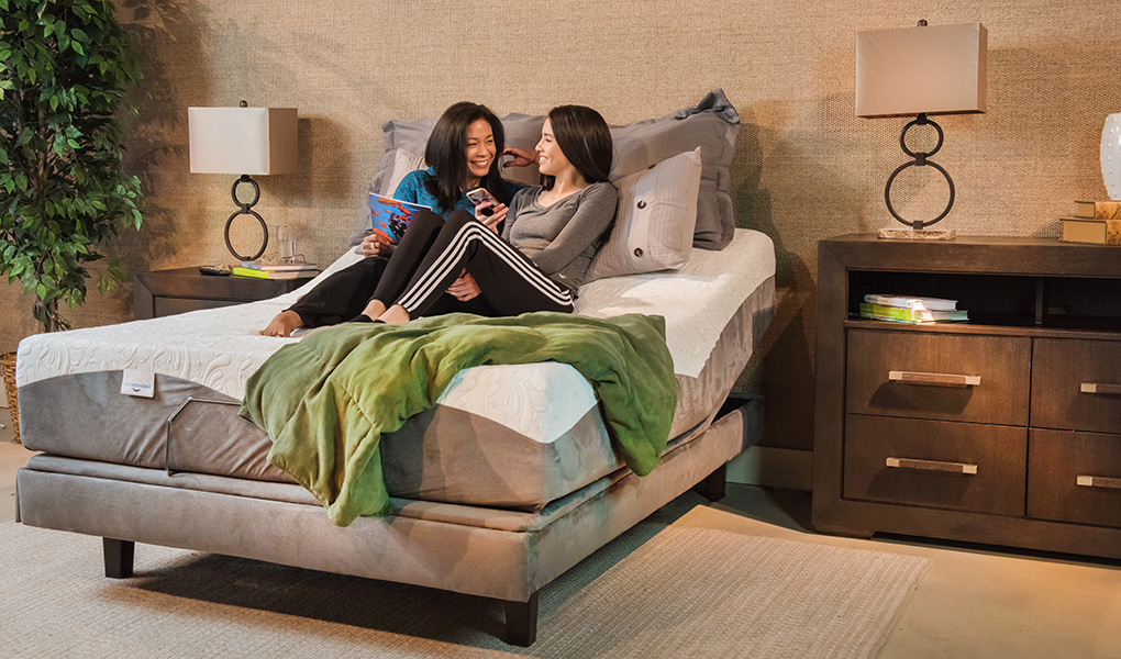 rest refreshed adjustable bed improve your sleep position