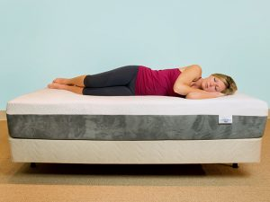 Rest Refreshed Hybrid Foam Mattress Side Sleeper