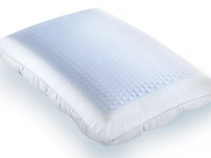 Sub Zero Soft Cell Chill Latex Pillow - Reverse Side